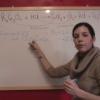 Ejercicio 7: Ajuste de la reacción redox en medio ácido del dicromato, K2Cr2O7, con el ácido clorhídrico, HCl
