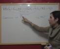 Ejercicio 12: Ajuste de la reacción redox en medio ácido del KMnO4 con el Fe(II)