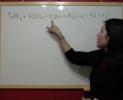 Ejercicio 14: Ajuste de la reacción redox en medio ácido de MnCl2 con H2O2