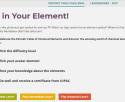 Desafío de la Tabla Periódica de la IUPAC 2.0, ¡anímate a participar!