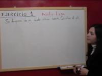 Ejercicio Ácido Base 1: Cálculo del pH de un ácido fuerte