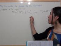 Ejercicio 36: Variación de la masa de los electrodos en una pila galvánica