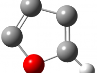 molecula Q fondo blanco