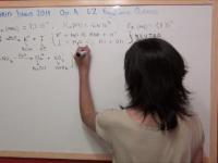 Ejercicio resuelto Selectividad Junio 2011 – Equilibrio químico de descomposición de COCl2: cálculo de Kc y Kp