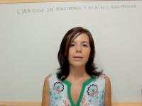 Ejercicio 20: afinidad electrónica y electronegatividad