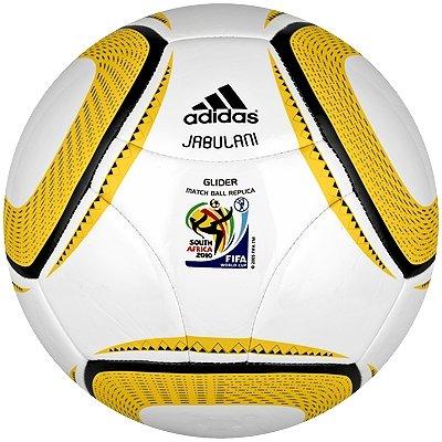 Balón de fútbol Jabulani: recubierto de poliuretano
