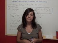 Vídeo sobre la ecuación de Born-Landé para la energía reticular