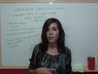 Vídeo explicativo de las propiedades de los compuestos iónicos