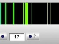 Espectro de emisión del cloro