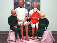Familia de crash test dummies