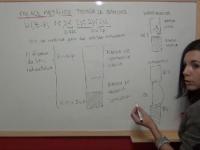 Vídeo sobre la teoría de bandas para el enlace metálico