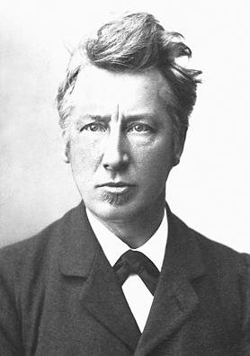 Retrato de Jacobus Henricus Van't Hoff