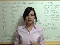 Enlace químico ejercicio 30 energía reticular MgO