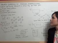 Enlace químico ejercicio 36 sobre enlace e interacciones intermoleculares