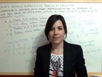 Imagen relativa el ejercicio 45 de enlace químico