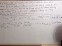 termoquimica ejercicio 14