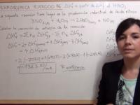 termoquimica ejercicio 16