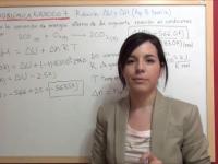 variación energía interna formación CO2