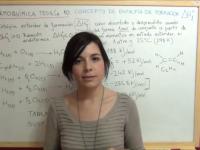 Décimo apartado del tema de termodinámica química