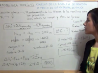 Décimotercer apartado del tema de termodinámica química