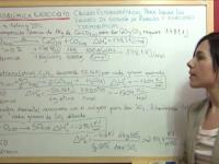 cálculo entalpía reacción por cálculos estequiométricos y ecuaciones termoquímicas
