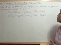 entalpía de formación del monóxido de nitrógeno