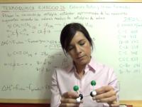 enlaces rotos y formados para el eteno y el etino