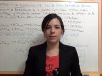 ley de Hess fermentación glucosa