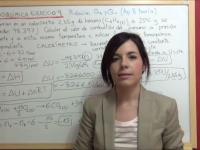 cálculo entalpía combustión benceno con energía libre