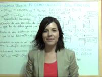 Termoquímica imagen teoría 19: cálculo entropía reacción con entropías molares