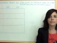 Termoquímica imagen teoría 20: energía libre Gibbs