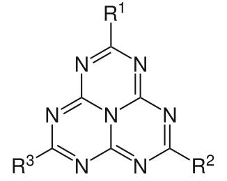 Estructura general heptacina