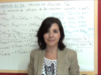 Ejercicio 33 termodinámica: variación de entropía