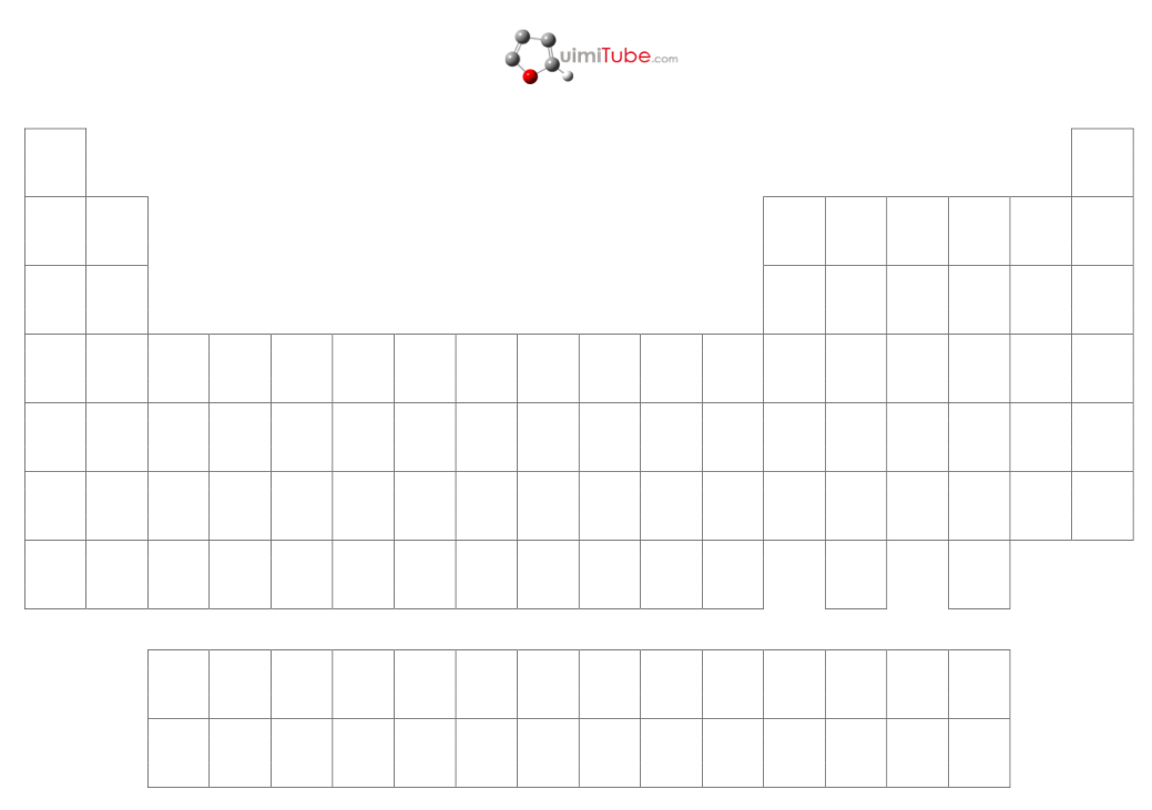 Tablas peridicas en formato pdf quimitube tabla peridica vaca para rellenar urtaz Choice Image