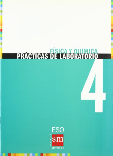 Editorial SM: prácticas de laboratorio sencillas para 4º de ESO