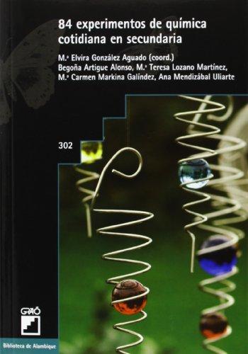 Libros de laboratorio de f sica y qu mica eso y for Resumen del libro quimica en la cocina