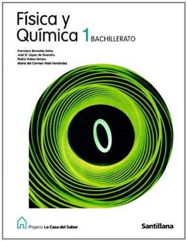 Libro de f sica y qu mica 1 bachillerato santillana 2008 for Libro la quimica y la cocina pdf