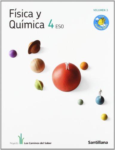 Libro de texto Física y Química 4º ESO Santillana 2011 | Quimitube