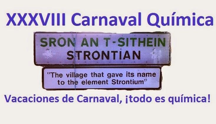 Carnaval de química XXXVIII edición