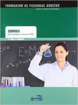 Química Para Preparar El Acceso A Ciclos Formativos De Grado Superior Cfgs Almadraba