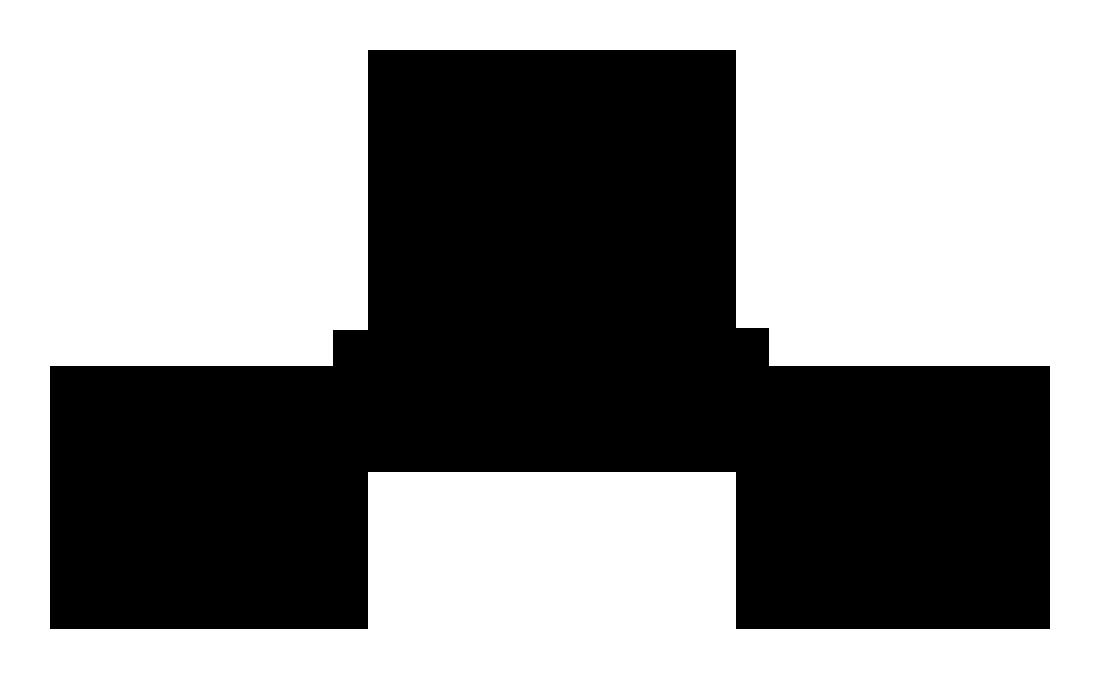 Estructura química del anhídrido oxálico