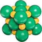 Modelo estructural del cloruro de cesio
