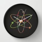 Reloj de pared Science Rules