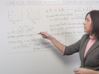 Teoría 5 cinética química