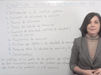 Introducción a la cinética química