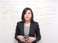Equilibrio químico 7.2. Modificación de la presión y el volumen