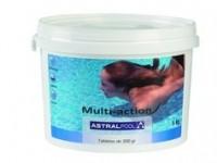 Hipoclorito para piscinas en tabletas