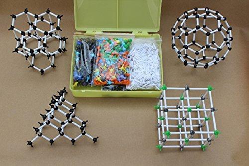 Modelo molecular de varillas