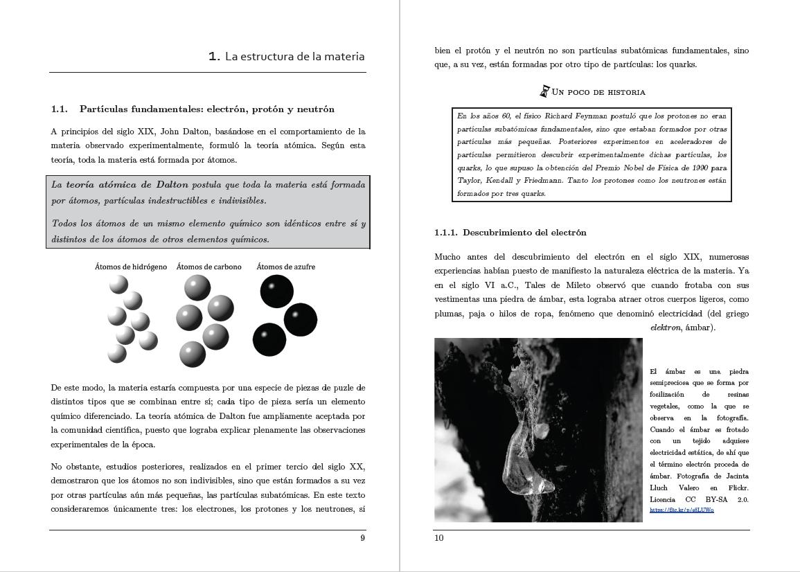 Libro mayores de 25 de Andalucía Química tema 1